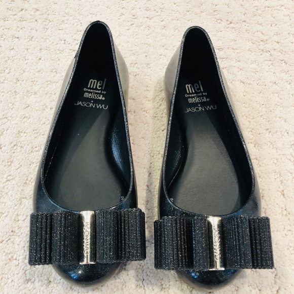 Girls Melissa Shoes Excellent Condition